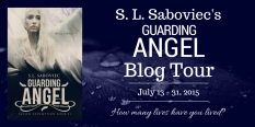 Guarding Angel - July 2015 Blog Tour Banner