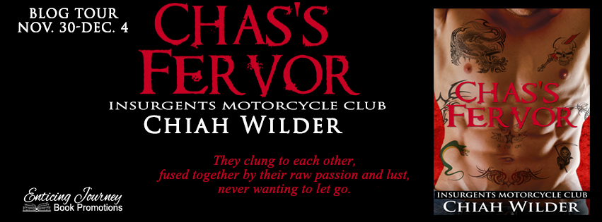 Blog Tour Chass Fervor By Chiahwilder The Opinionated Womans