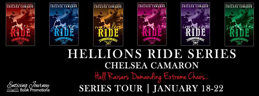 Series Tour Book Hellions Mc 1 6 By Chelsea Camaron Mcromance